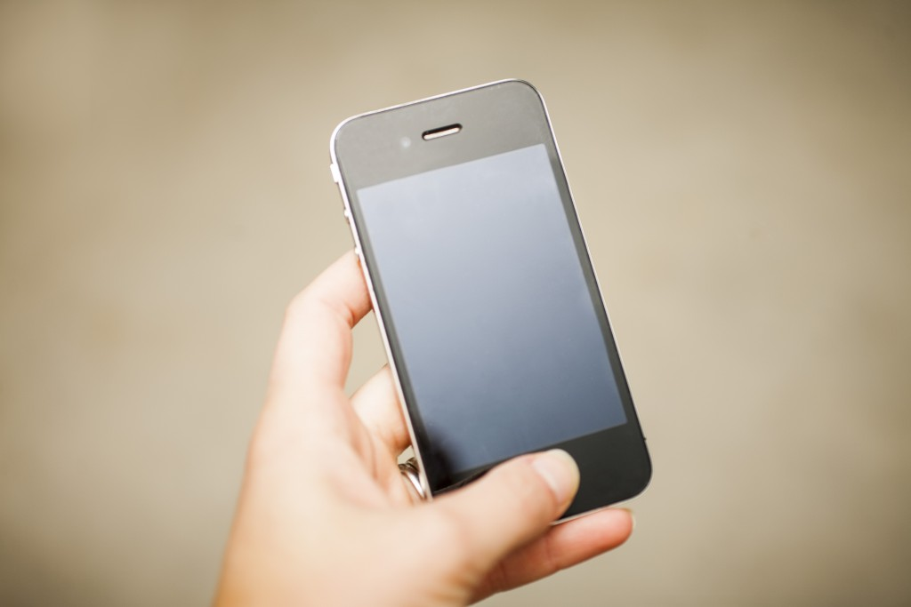 deksel til mobiltelefon